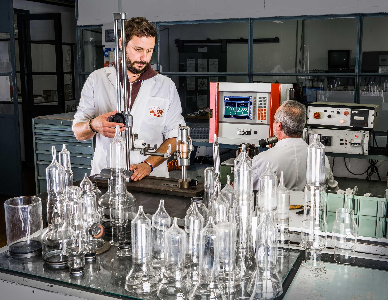 Laboratorio Gilardoni: raggi X