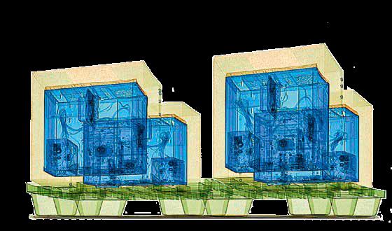Sicurezza - Raggi X - Soluzioni cargo - Fep me Cargo Single vie