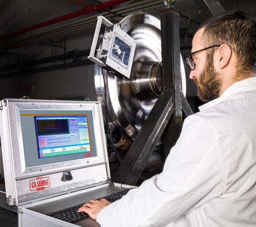 Non Destructive Testing Gilardoni X Ray And Ultrasounds