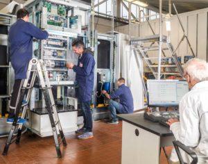 Gilardoni settore sicurezza: produzione