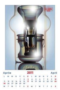Calendario Gilardoni 2011