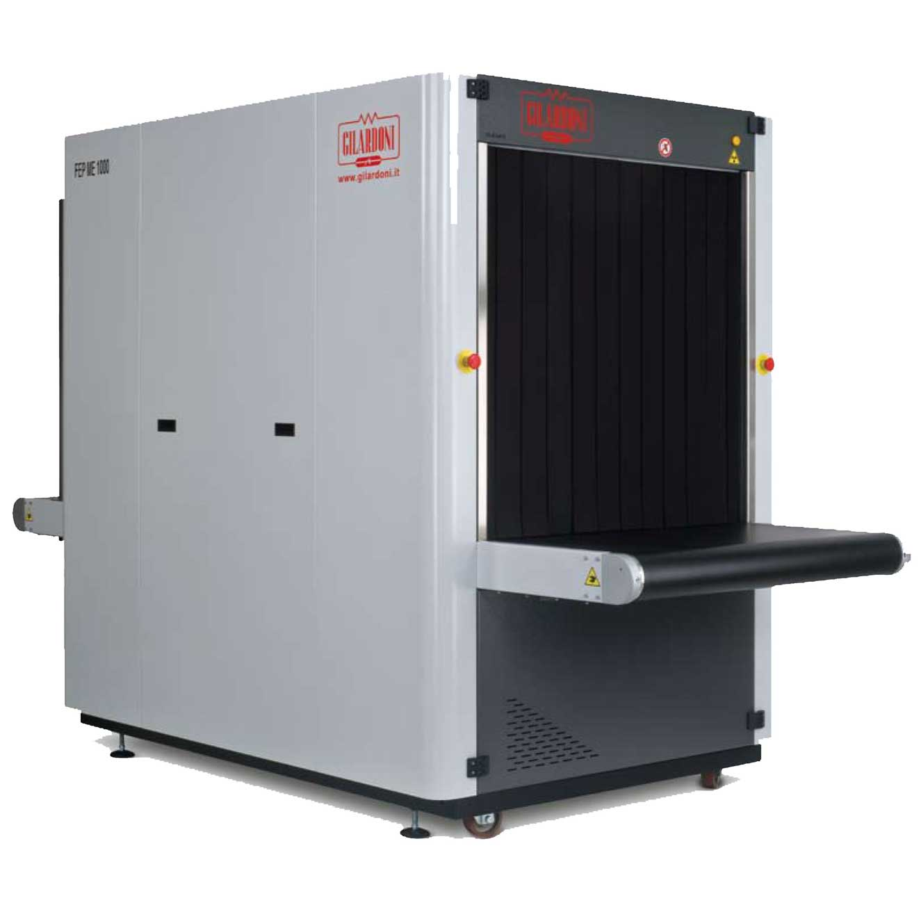 Security - X-Ray Solutions - Hold Baggage - Fep Me 1000 HC