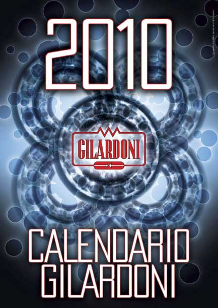 Calendario Meccanici.Calendario 2010 Gilardoni