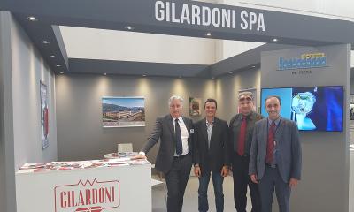 "Gilardoni al Brescia Industrial Exhibition, partner di ""La Fabbrica in Fiera"""