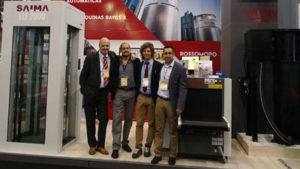 Gilardoni at Expo Seguridad - X-ray and ultrasound