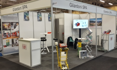 European Congress for NDT: GILARDONI attended with some leading products
