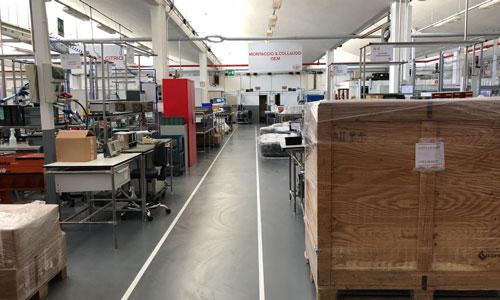 GILARDONI SpA investe sulle nuove tecnologie e sulla riorganizzazione dei flussi produttivi