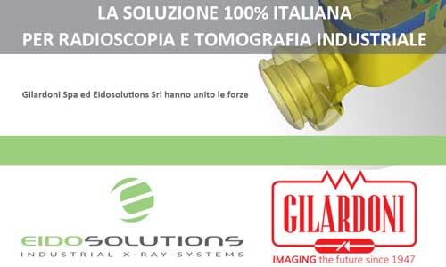Gilardoni SpA acquisisce Eido Solutions