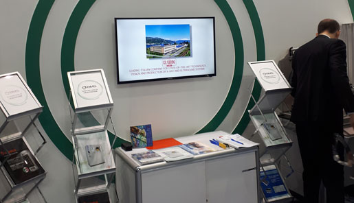 Medlab di Dubai: Gilardoni presente con Radgil2