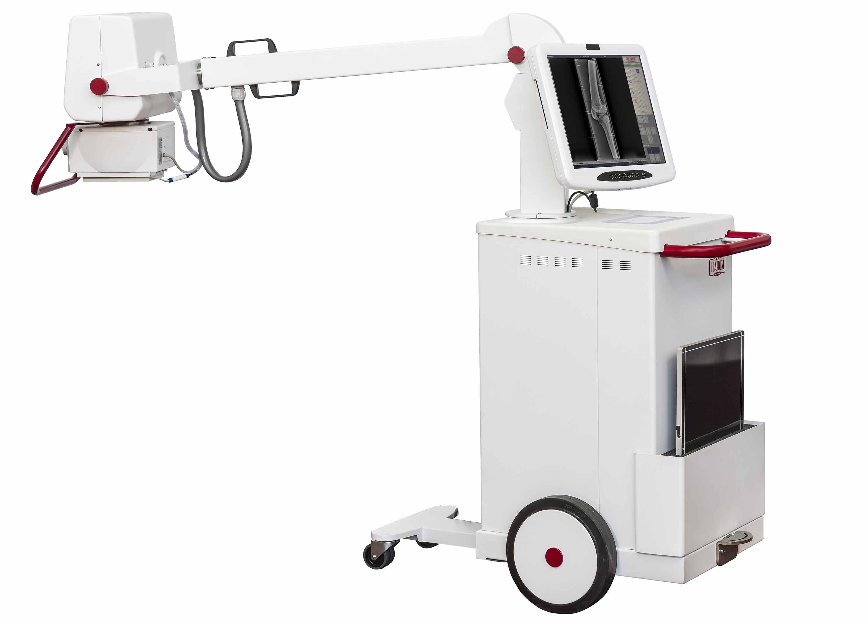 unità radiologiche per esami radiografici di reparto