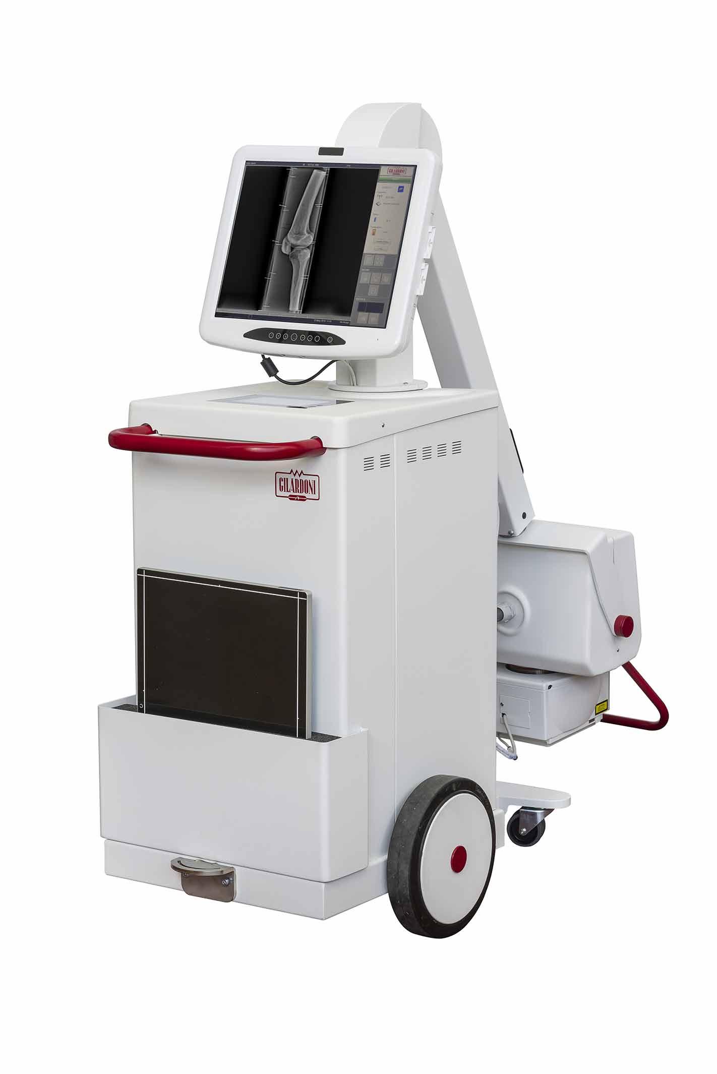 unità radiologiche portatili Gilardoni