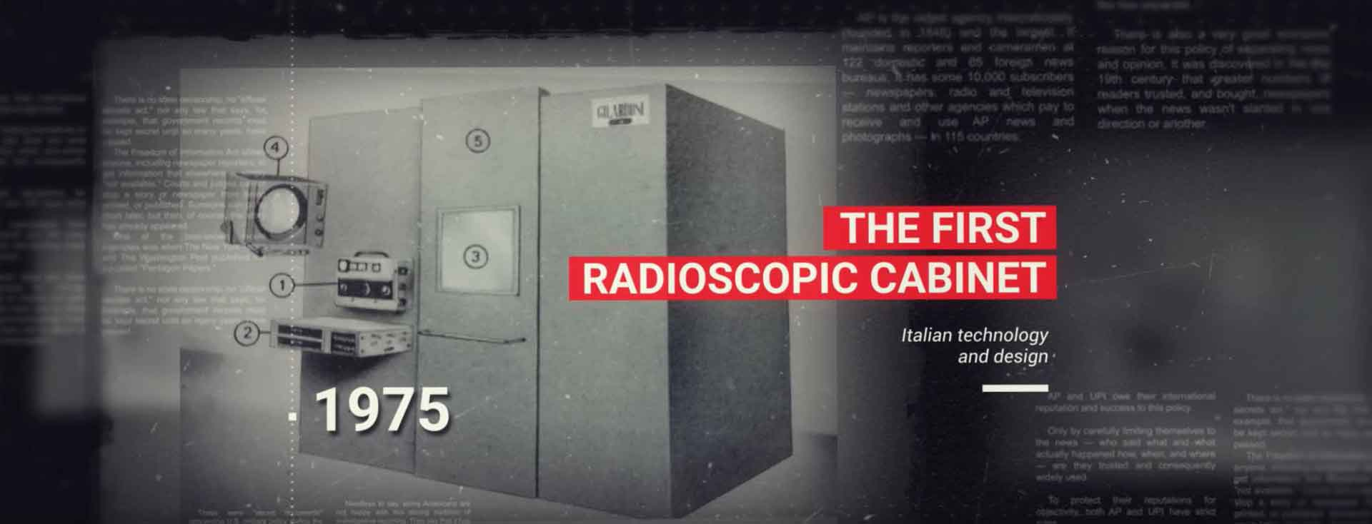 Radioscopia industriale: una nuova cabina destinata a lasciare il segno