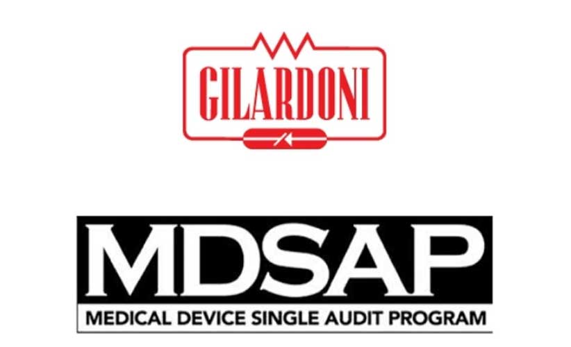 Gilardoni ottiene la certificazione MDSAP