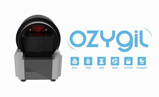 Sanificazione da virus e batteri - Ozygil, Gilardoni