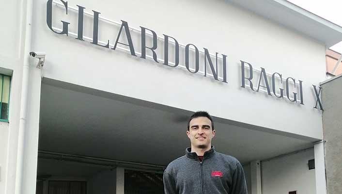 Intervista a Daniel Bonazzi: tirocinante in Gilardoni
