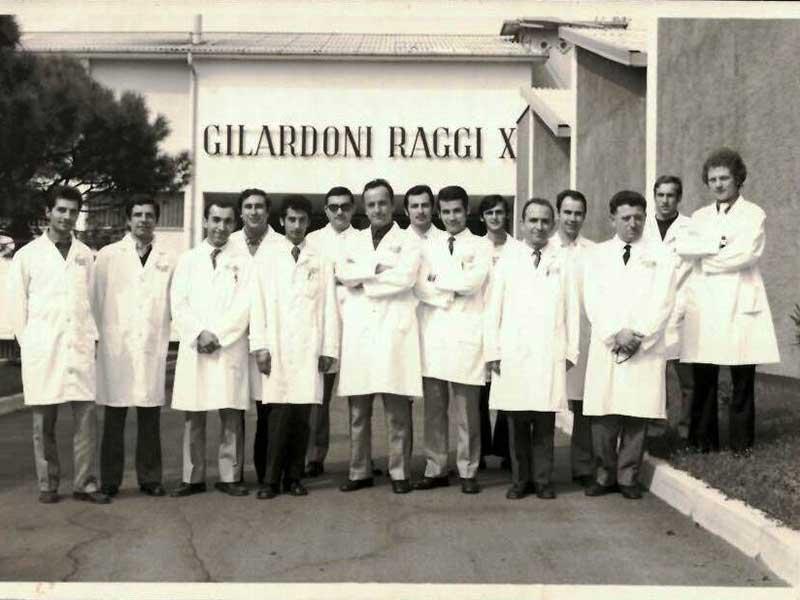 Gilardoni - storia dell'azienda