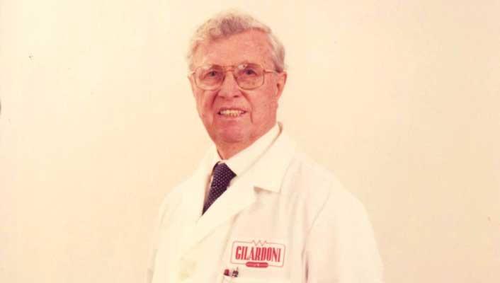 116 years from the birth of Arturo Gilardoni